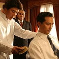 Thumbnail for post: The President's Barber – an awkward film that's difficult to categorise