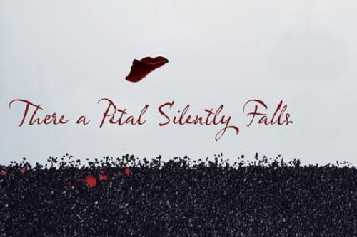 There a Petal Silently Falls