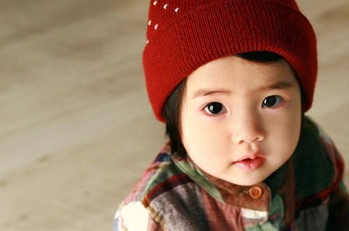 South Korean Baby