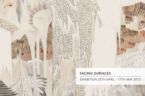 Facing Surfaces poster