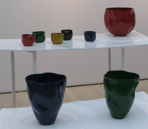 Chung Hae-cho lacquer bowls