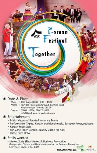 Kingston Festival Poster