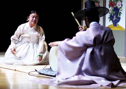 Ahn Sook-sun's Pansori night at the Cadogan Hall