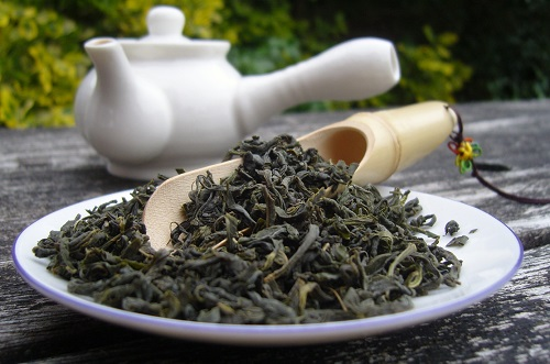 Dongcheon Daejak Green Tea