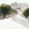 Thumbnail for post: Kye Sook Park: Pathways to the Heart, at Mokspace