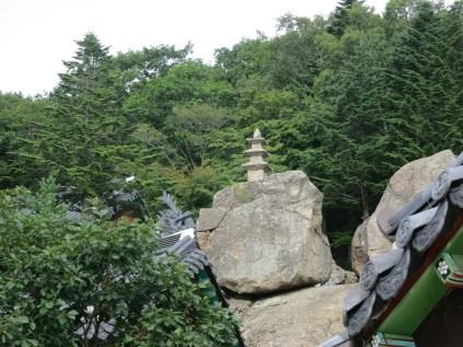Beopgyesa's three-storey stone pagoda