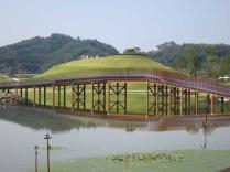 The Suncheon Lake Garden by Charles Jencks