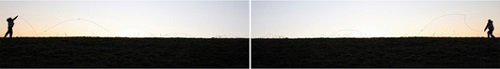 Jae-Bum Myoung: I draw between the sky and the earth (2009)