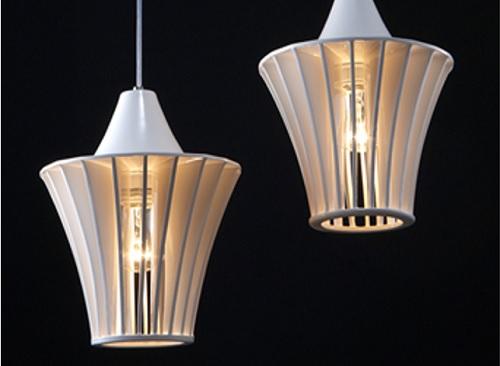 Ceramic lighting from NJ Lighting