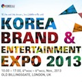 Thumbnail for post: 2013 Korea Brand & Entertainment Expo celebrates the best of contemporary Korea