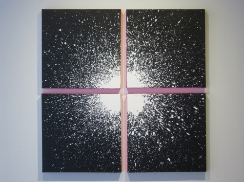 Moon Jeong-min: Cross (2013)