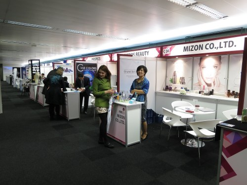 Cosmetics and other exporters show the variety of Korean innovation