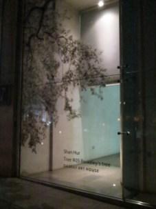 Shan Hur: Tree #05: Berkeley's Tree (detail)