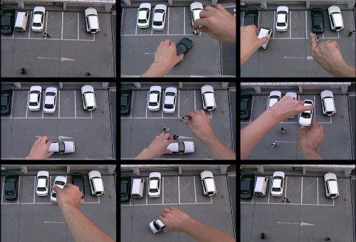Junebum Park, Parking, Single-channel (2001)