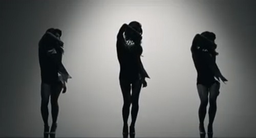 Lee Hyori shows off her thigh gap in the Miss Korea MV