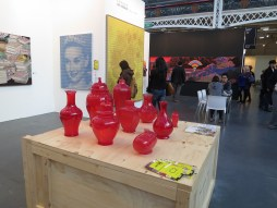 View of Lee Hwaik gallery stand