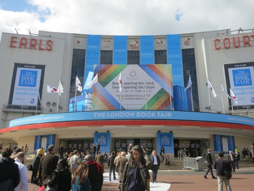 Post image for London Book Fair – the photo gallery