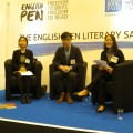 Thumbnail for post: London Book Fair, day 1