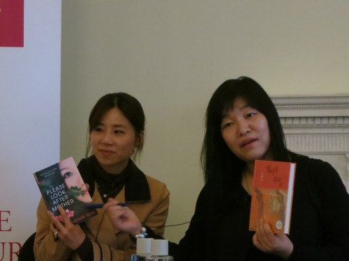 Post image for LBF sketch: Shin Kyung-sook on what modernity makes us forget