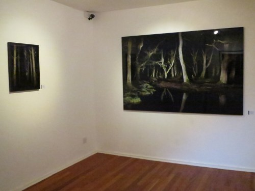 Work by Kim Shinwook - installation view