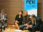 LBF - Hwang Sok-yong at the Free Word Centre on 7 April