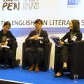 Thumbnail for post: English PEN video: Kim Young-ha in conversation with Krys Lee