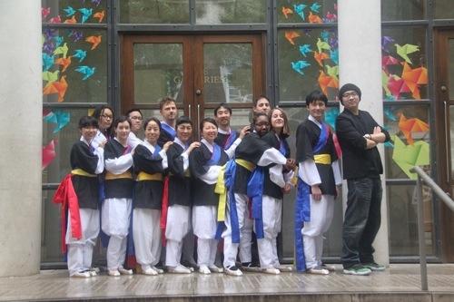 SOAS Korean Drumming Society