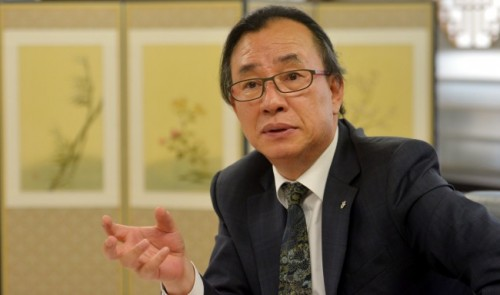 Post image for Interview with the new KTO President in Korea Herald