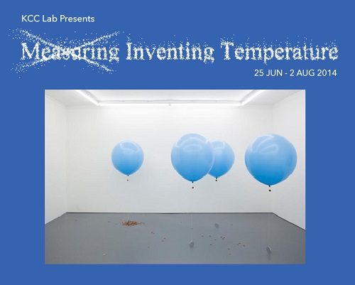 Featured image for post: Inventing Temperature – the KCC's summer exhibition