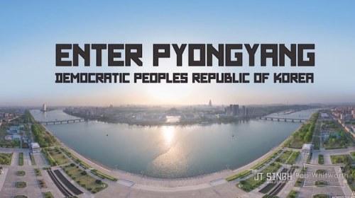 Timelapse: Enter Pyongyang