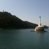 Turtle lighthouse