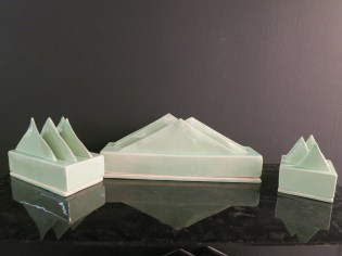 Celadon incense burners from Son Meot
