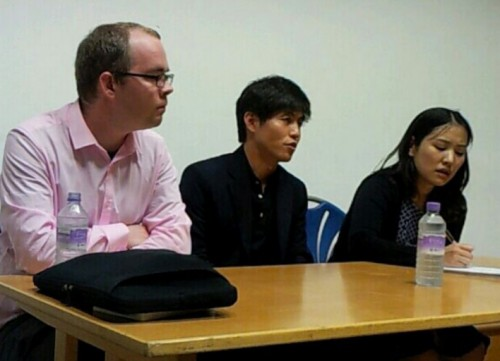 "Featured image for post: Shin Dong-hyuk: ""passionate human rights campaigner and an ordinary young man"""