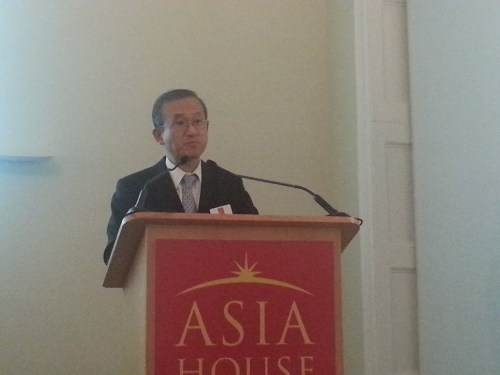 HE Sungnam Lim, Ambassador of the Republic of Korea