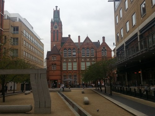 Ikon Gallery, Birmingham (Photo: LKL)