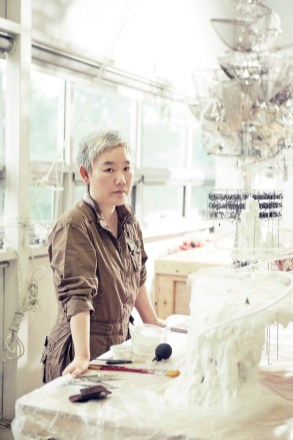 Lee Bul, 2013. Photo Kim Jae-won. Courtesy Studio Lee Bul and Ikon.