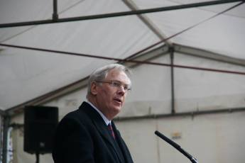 The Duke of Gloucester represented the Queen