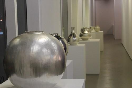 William H Lee's silver recreations of Joseon ceramics