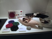 Hanji accessories and products inspired by dancheong, by Kim Been
