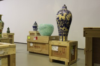 Shin Meekyoung: Translation - Vase Series 2000-ongoing. At the Korean Cultural Centre UK, 12 Nov 2013-18 Jan 2014