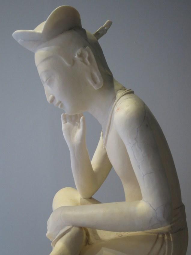 Shin Meekyoung: Translation - Pensive Maitreya Boddhisatva 2004/2013. At the Korean Cultural Centre UK, 12 November 2013 - 18 January 2014