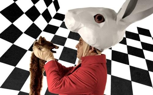 Alice in Wonderland: White Rabbit