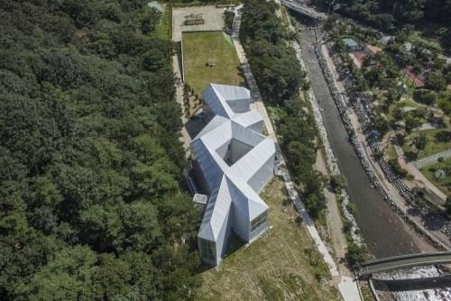 Chae-Pereira Architects: Chan Ucchin Museum. Photo: Wansoon Park