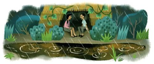Hwang Sun-won Google doodle