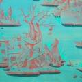 Thumbnail for post: Hyunjeong Lim: The Figures by the Sea, at James Freeman Gallery