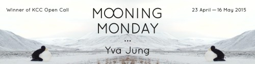 Mooning Monday poster