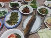 A light supper in Sancheong town