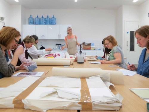 Korean Paper Making