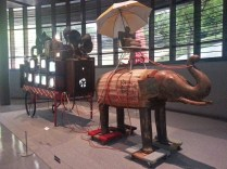 "From the exhibition ""From Horse to Christo"" at the Paik Nam June Art Center, Yongin, June 2014"