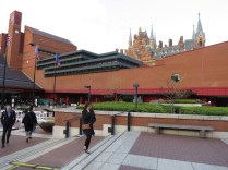 LBF - The British Library